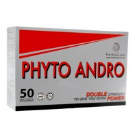 Phyto Andro Double Strength 50 Capsules